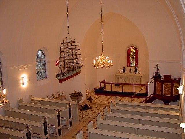 lyngsaa_kirkevue fra orgel