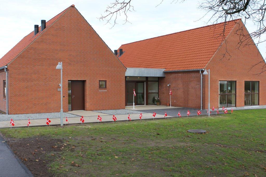 Hyggeeftermiddag i Lyngså kirkehus