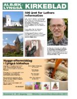 Kirkeblad oktober-december 2017