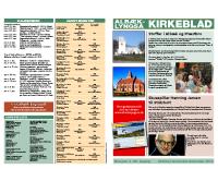 Kirkebladet – Oktober 2014