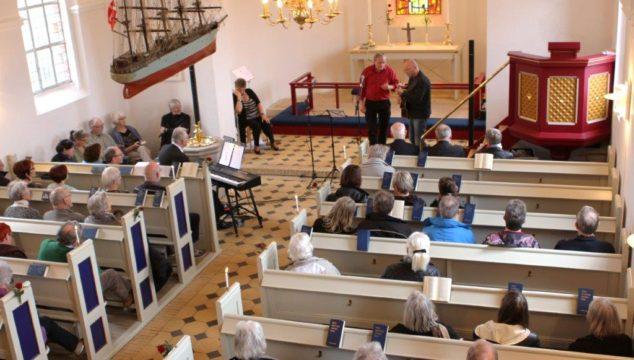 Visens Venner i Lyngså kirke fredag den 27. april kl. 14