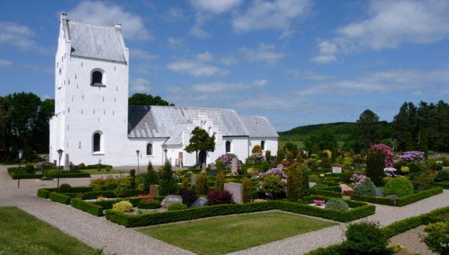 Sommerkoncert/sommercafé i Albæk kirke torsdag den 15. juni kl. 19