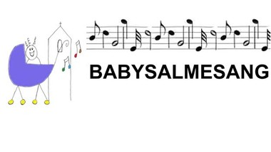 Babysalmesang i Lyngså Kirke