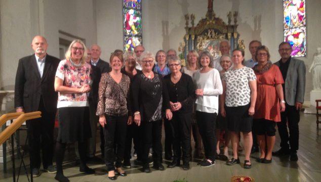 Lund koret fra Norge kommer til Lyngså kirke