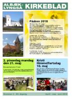 AL-Kirkeblad April 2018