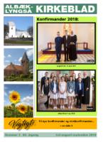 AL-Kirkeblad – juli 2018