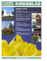 AL-Kirkeblad – april 2019