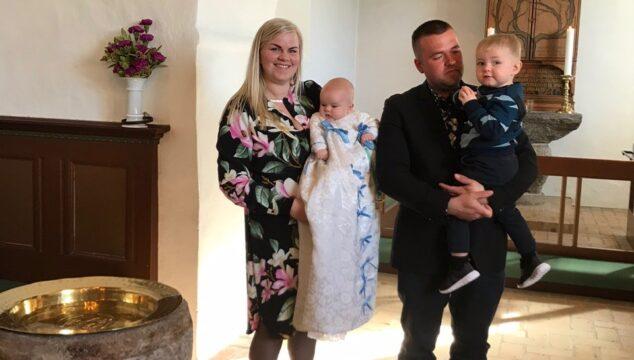 Tillykke med dåben